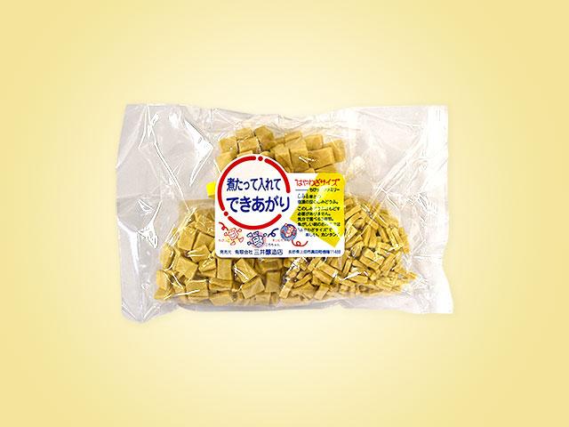 画像:凍み豆腐ちびっこファミリー