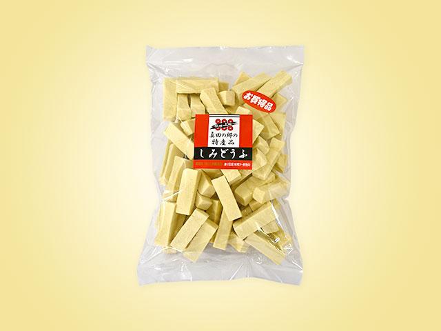画像:凍み豆腐特売